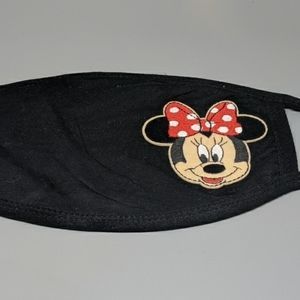 Minnie mouse face mask with filter